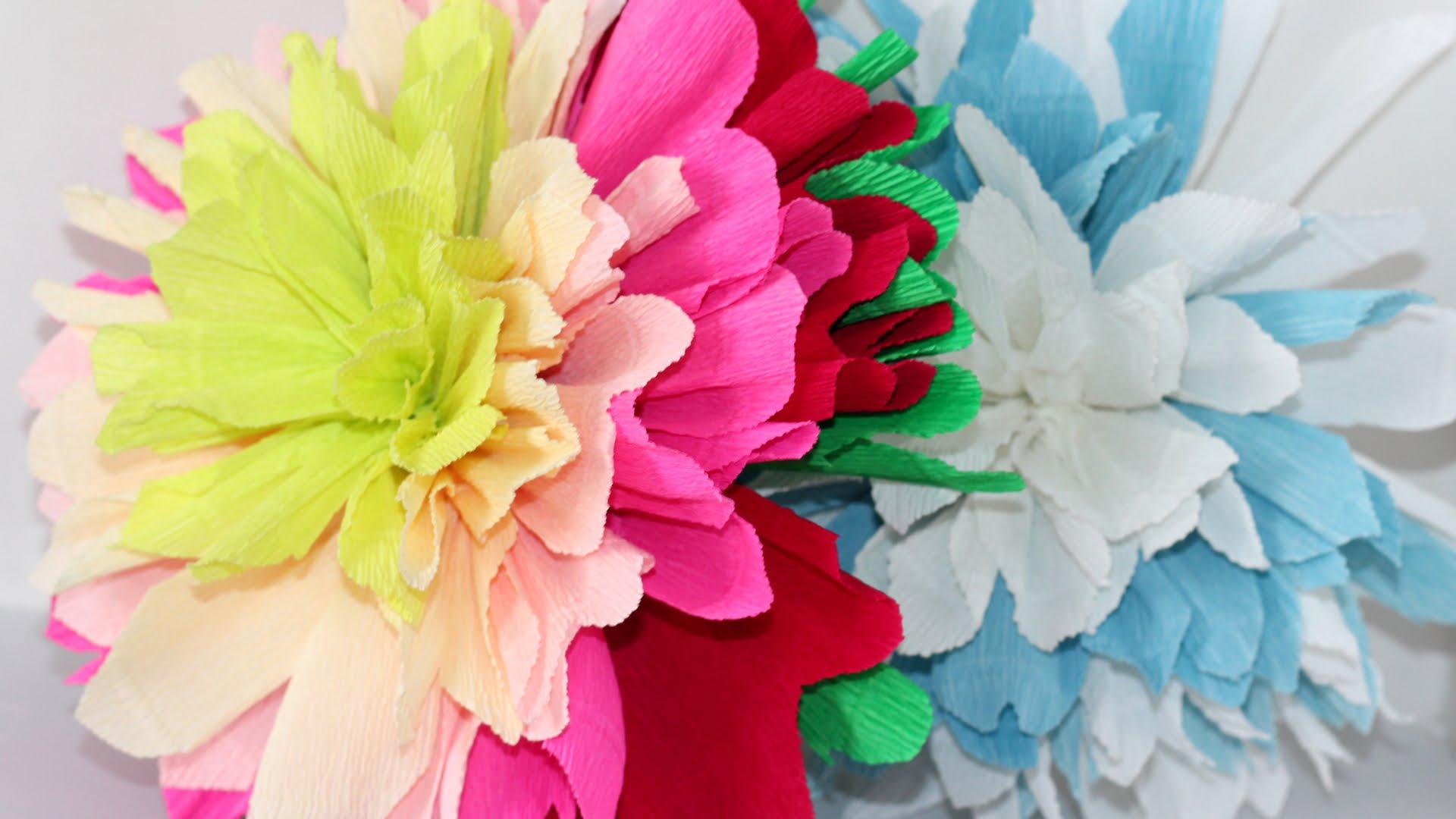 Цветы из гофры своими руками фото 645