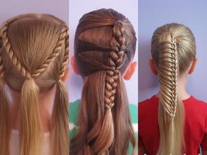 Особенности плетения французских косичек