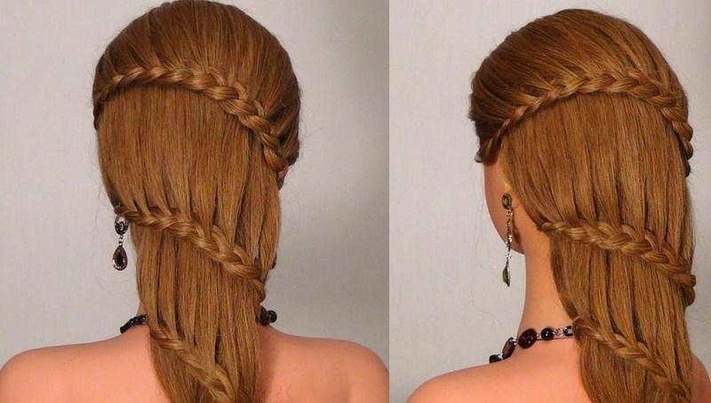 Как плетут косички