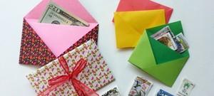 Как сделать красивый конверт своими руками