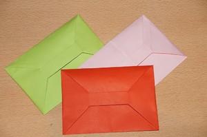 Самый легкий способ изготовления конверта