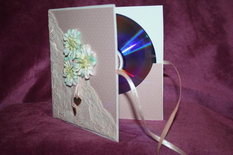 Конверт для CD-диска