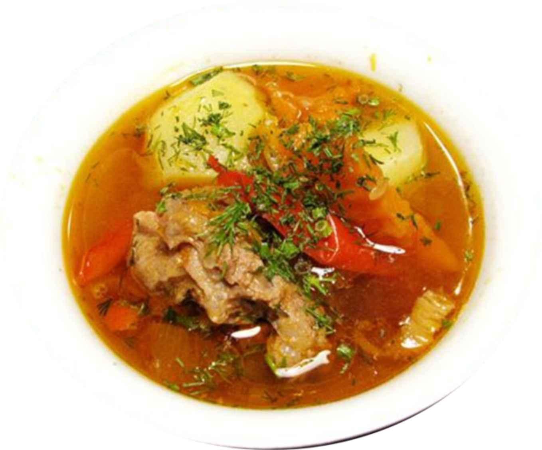 Шурпа из свинины рецепт с фото пошагово. Как приготовить 61